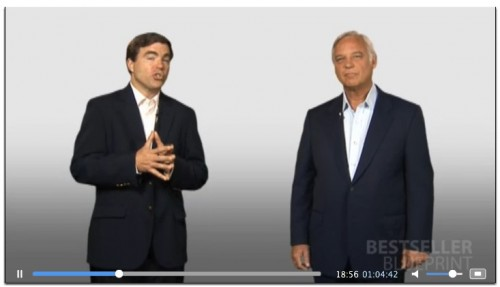 Jack Canfield and Steve Harrison reveal their Bestseller Blueprint