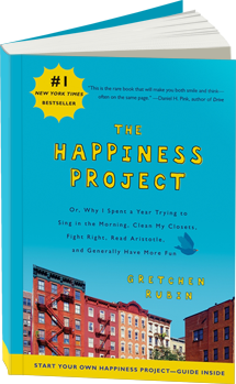 "Still Waiting for Your Breakthrough Moment? Author of <em>The Happiness Project</em> Says ""Enjoy the Process"""