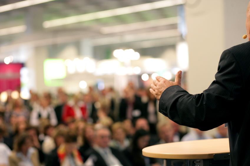 Four Tips to Crush Your Fear of Public Speaking